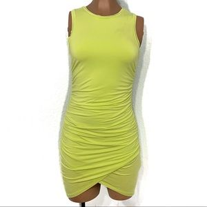 Neon green Bodycon by Forever 21